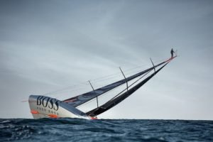 <b>Mast Walk by Alex Thomson</b>