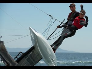 Sailing World Cup Hyeres -  2014 - Medal Race Highlights