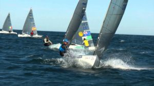 Santander - 2014 ISAF Sailing World Championships - Wednesday 17th