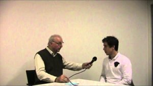 Vorgeführt - 49er-Segler Thomas Plößel in einem Interview der besonderen Art