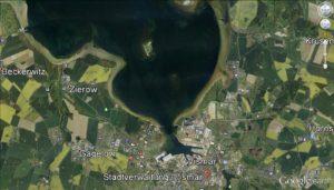 IDM Finn-Dinghy - Wismar - 1. - 5. Okt. 2014 - Tag 3