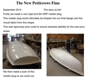 <b>The new Petticrows Finn</b>