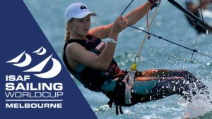 2014 ISAF Sailing World Cup - Melbourne - Day 3 Highlights