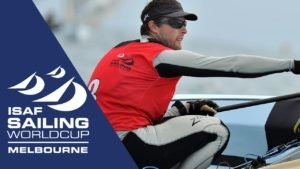 2014 - ISAF Sailing World Cup Melbourne - Day 5 Highlights