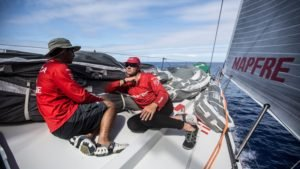 Deck Games | Volvo Ocean Race 2014-15