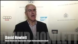 Deutscher Segler-Verband: Interview mit Head Coach David Howlett