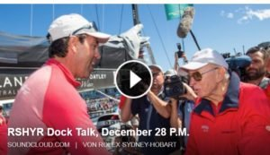 Sydney Hobart Regatta - RSYHR Docktalk - 28. Dez. 2014