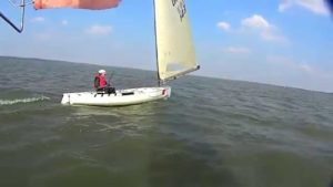 Finn Team Steinhuder Meer – Finntraining  8. Sept. 2014