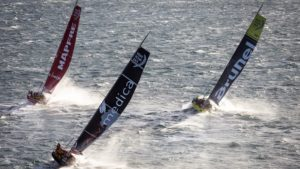 <b>From Cape Town to Abu Dhabi - Leg 2 Review | Volvo Ocean Race 2014-15</b>