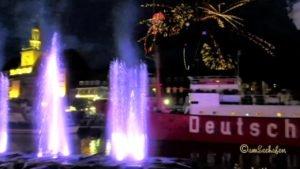 Guten Rutsch und a HAPPY NEW YEAR 2015 to all from amSeehafen Emden