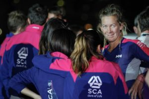 The Girls are in Town | Volvo Ocean Race 2014-15