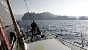 Volvo Ocean Race - 2014 - Team Brunel gewinnt die 2. Etappe
