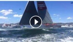 Sydney Hobart Race - Wild Oats siegt zum 8. Mal.