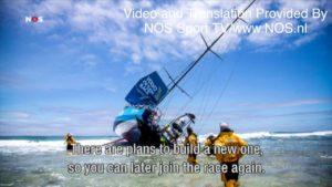 Wouter Verbraak - Video nach der  Vestas Strandung 2014
