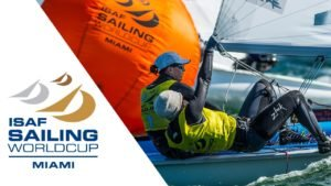 ISAF Sailing World Cup Miami - Day 2 Highlights