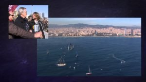 Barcelona World Race 2015 - Regatta-Start