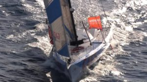 Regatta - Barcelona World Race - 2015 - Day 15