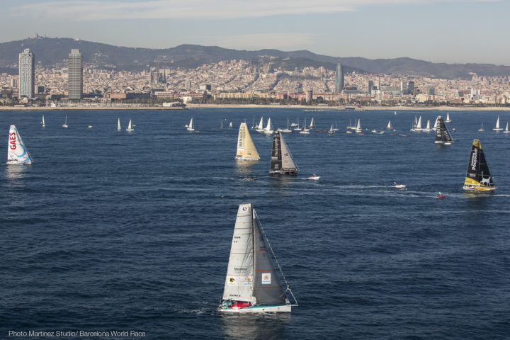 Barcelona World Race 2014/2015