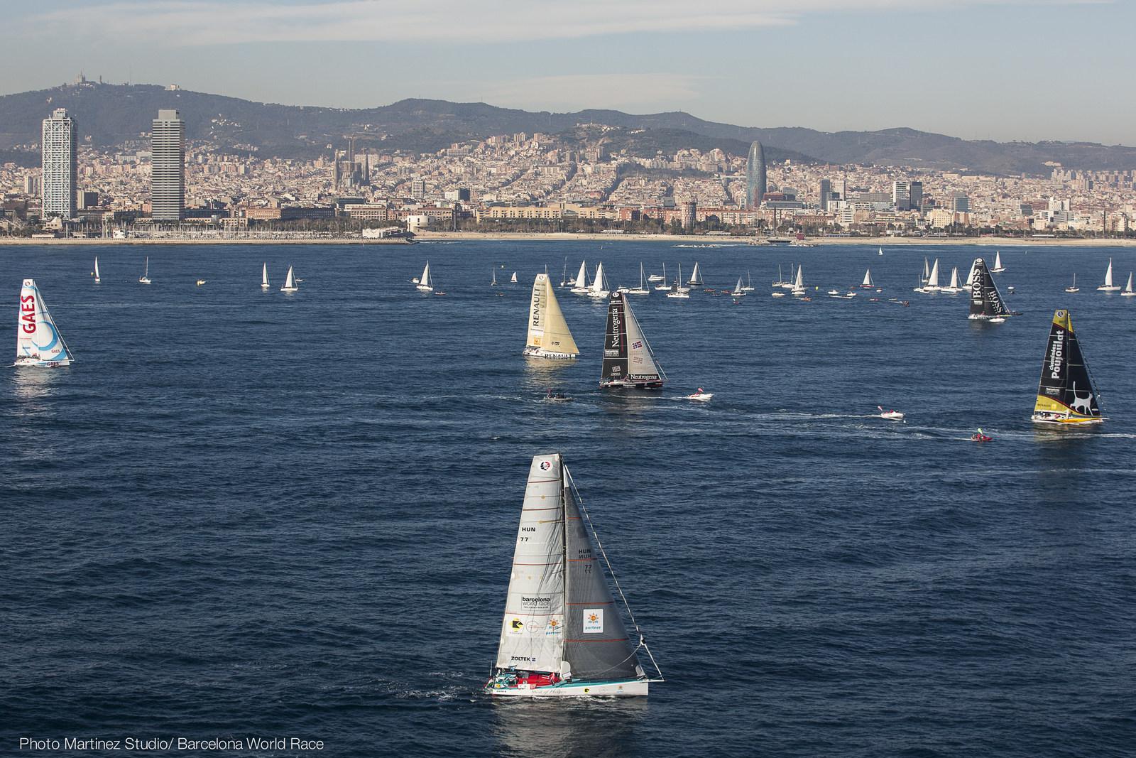 Barcelona World Race 2014/2015