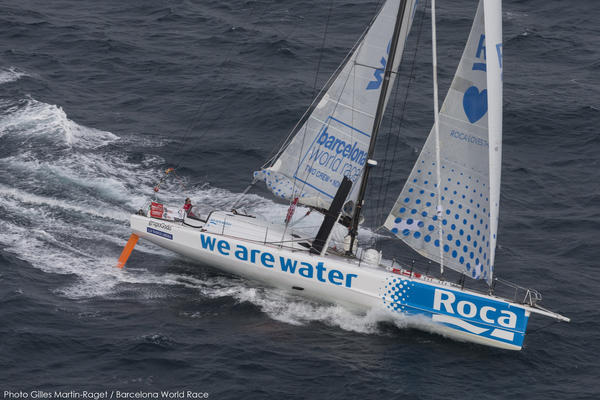 BWR - 2015 -  Going Fast in the Middle of Nowhere
