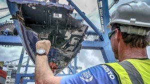 The Malaysian Operation | Volvo Ocean Race 2014-15