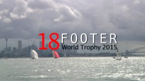 18 Footer World Trophy - 13. - 22. Feb. 2015 - Sydney Harbour