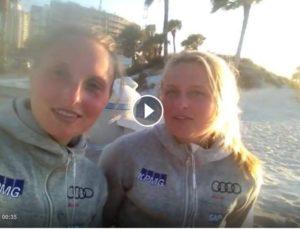 Görge Twins melden sich aus Clearwater