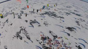 Eis und Schnee Segel-Weltmeisterschaft 2015