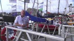 <b>The Volvo Ocean Race Boatyard - 2015</b>