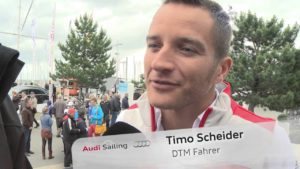 Audi Sailing Experience Highlights mit Kai Pflaume, Veronica Ferres, Ralf Möller, u.a.