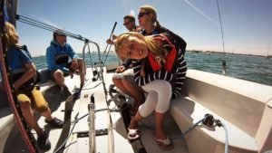 Volvo Sailing Academy - Get out on the water this summer! - 2014