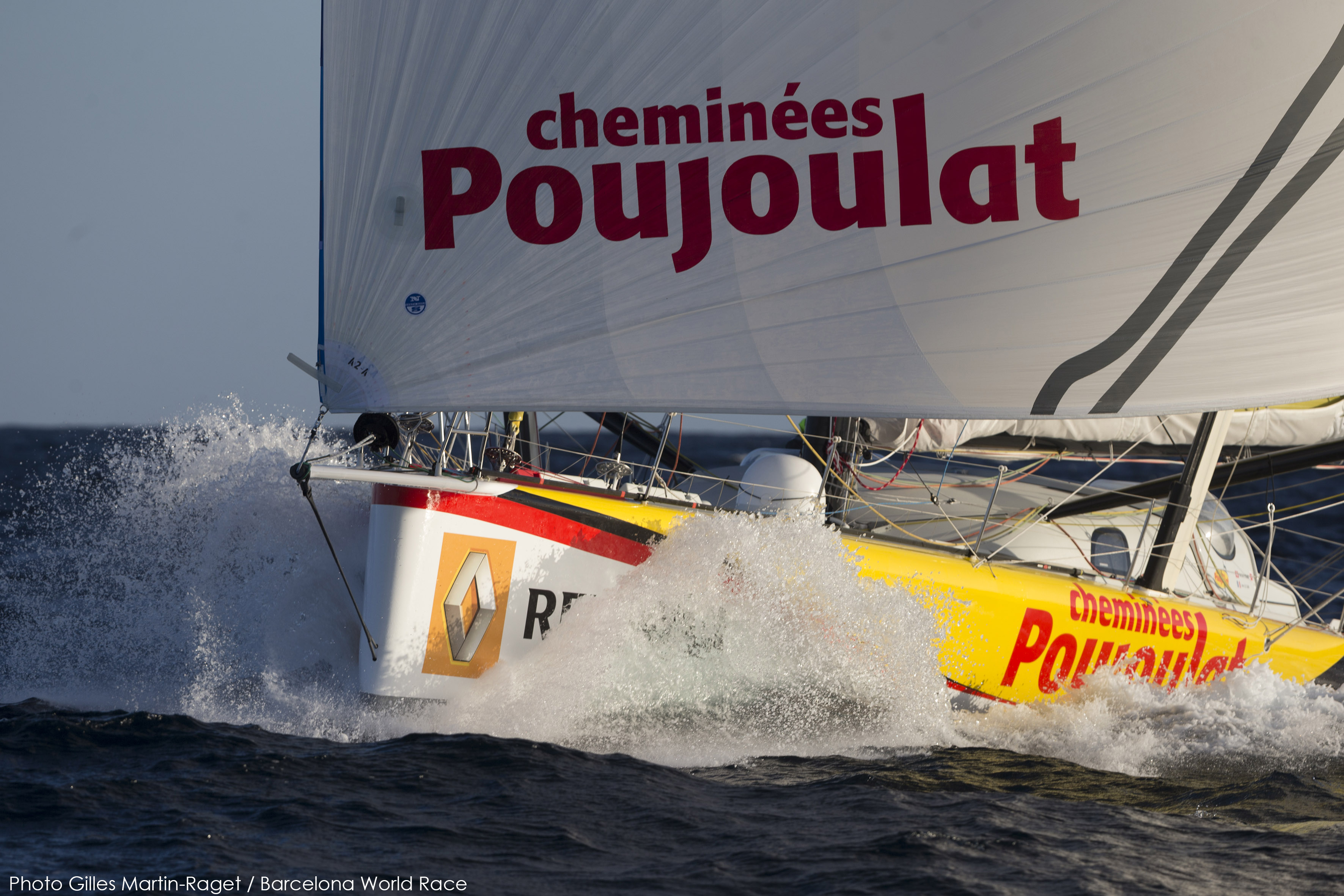 BWR 2014 - How to follow the Barcelona World Race finishes