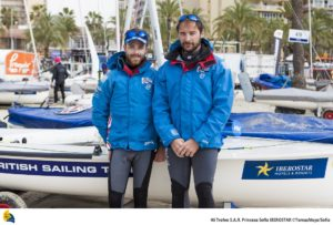 Luke Patience (470er) - There is no reason why we couldn't win the Sofia IBEROSTAR - 2015