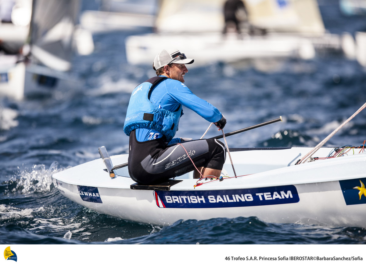 <b>Finn - 2015 -  Scott extends in Palma as leader board landscape is transformed</b>