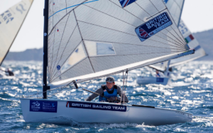 <b>Hyeres 2015 - Giles Scott takes lead after 'upgraded' second day</b>