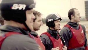 Ben Ainslie Racing - 'je fitter sie sind, desto schneller werden sie fliegen