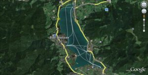 Finn Auftakt Bad Wiessee - Tegernsee - 18./19. April 2015