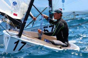Finn-EM 2015 -  Split - Tag 3 - Kistanov führt, während Karpak die 4. Wettfahrt gewinnt - Update