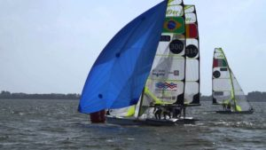 Delta Lloyd Regatta 2015 - Medemblik - Tag 2