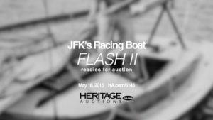 JFK's Starboot zu verkaufen