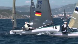 Regatta - Finn Europameisterschaft 2015 - Tag 1 - Update