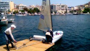 Unmoegliche Sliprampen in Kavala - Finn Masters 2015