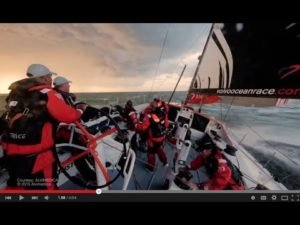 <b>Volvo Ocean Race - Newport - The Beat</b>