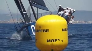 WALLY - MAXI72 - TP52 -  IRC - Tag 4 - Palma Vela 2015