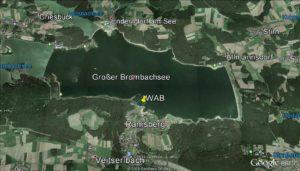 Einhandregatta Brombachsee - 30./31. Mai 2015