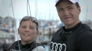 Kieler Woche 2015 - Die Olympiastory mit Paul Kohlhoff und Carolina Werner
