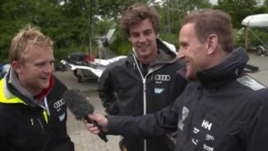 Kieler Woche 2015 - Interviews