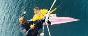 Nick Jacobsens 30m Abu Dhabi Mast-Sprung