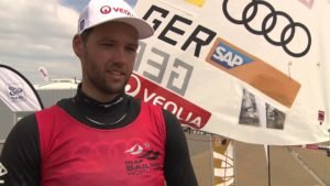 Philipp Buhl gewinnt Gold in Weymouth