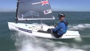 <b>Sail for Gold - Weymouth 2015 - Tag 1</b>